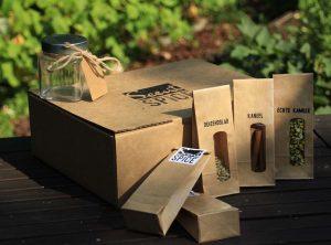 Nadenken over verpakkingsmaterialen
