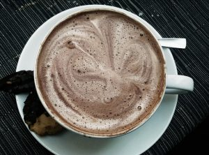 Spicy chocolademelk