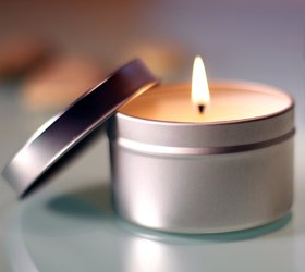 Alternatieve kaarsen