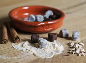 Kruidenpastilles tegen keelpijn