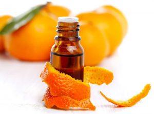 Een lekker ingrediënt: etherische olie van zoete sinaasappel