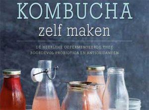 Boekrecensie: Kombucha, zelf maken