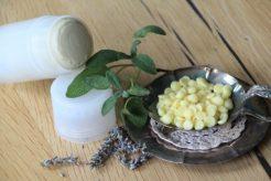 Natuurlijke huidverzoring en natuurlijke deodorant