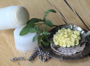 Natuurlijke deodorant maken